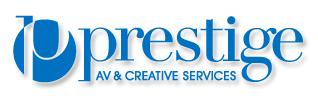 Prestige AV & Creative Services (logo)