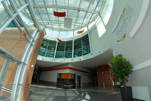 Sharonville Convention Center Entrance